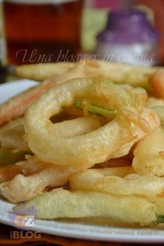 Vegetable Dishes, Vegetable Recipes, Gourmet Recipes, Appetizer Recipes, Cooking With Beer, Good Food, Yummy Food, Appetisers, Beignets