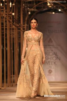 Tarun Tahiliani at India Bridal Fashion Week '13