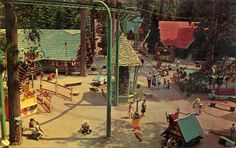 Vintage Flashback // Summertime fun in Santa's Village California Christmas, Christmas Destinations, Santa's Village, Lake Arrowhead, Twas The Night, The Good Old Days, Vintage Photographs, Back In The Day, Winter Wonderland