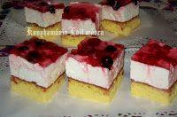 Fincsi receptek: Túrós sütemények