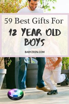 Best Gifts For 12 Year Old Boys Here are the most popular for boys - Fun gift Unique Gifts For Boys, Gifts For Teen Boys, Gifts For Teens, Cool Gifts, Best Gifts, Christmas Gifts For Him, Holiday Gifts, Christmas Ideas, Toddler Bike