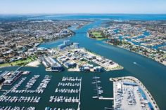 Mandurah south of Perth, Western Australia. Discover yourself in one of the most beautiful places on Earth! Places To Travel, Travel Destinations, Places To Visit, Western Australia, Australia Travel, Places Around The World, Around The Worlds, Aerial Images, Rock Pools