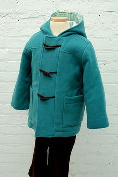 Oliver + S : Coat pattern