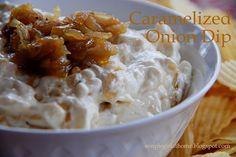Caramelized Onion Dip Recipe…