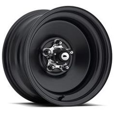 Construction: All Steel Finish: Matte Black Paint Center Cap NOT Included Please Check Proper Fitment Before Mounting * Wheel shown is with Babymoon cap. Truck Rims, Truck Wheels, Wheels And Tires, Car Rims, Volkswagen Transporter, Vw T1, Old Trucks, Chevy Trucks, Truck Drivers