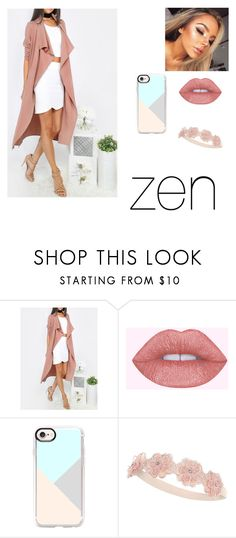 """""""zen"""" by lilimimi94 ❤ liked on Polyvore featuring Casetify and Monsoon"""