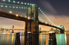 15 World's Most Impressive Bridges That Will Leave You Speechless. The Brooklyn Bridge