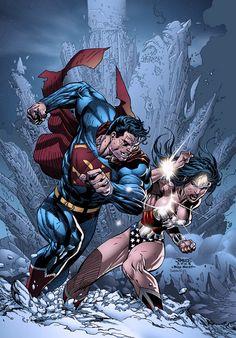 cool superman comic art | Wednesday, November 30, 2011