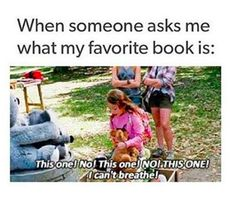 *Sneakily smells the pages of a brand-new book*