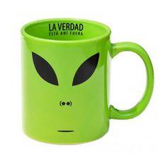 Taza Alien. Expediente X