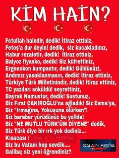 VATAN AŞKI Biz Irmağına, Yokuşuna ölürken; Galiba sizler yeni öğreniyorsunuz vatan aşkını. BOP uşağı olanlar da vatan aşkı olmaz. Oslo'da söz kesip, Dolmabahçe de nikâh kıyıp İmralı da gerdeğe girenlerde vatan aşkı olmaz. Türk adını ağzına alamayan #Türkiyeli diye bir ucube uydurup, Selam olsun Kürdistana diye bağıranlarda, Habur da davullu zurnalı terörist karşılama töreni yapanların ardından koşanlarda vatan aşkı öylemiiii! Güldürmeyin adamı! Daha düne kadar #Fetoş ibnesine ağıt ya...
