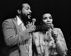 Marvin performing with Florence Lyles during Marvin's 1976 tour Marvin Gaye, Sound Of Music, Back In The Day, Florence, Film, Sexy, Beautiful, Movie, Film Stock