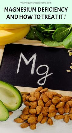 Magnesium Deficiency And How To Treat It !