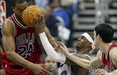 Using your head in basketball