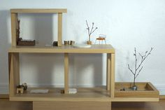 """I want to make this """"modern doll house"""" for my kids!"""