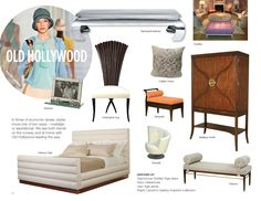 Trend: Old Hollywood #hpmkt