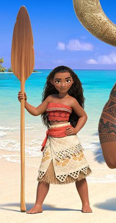 Is Moana the Feminist Disney Princess We've Been Waiting For?