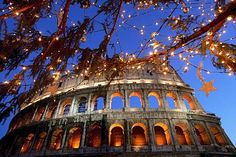Rome will be my first destination on my European Winter Holiday 2011.