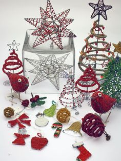 Streetwires has been in business since 2000 and in that time we have built an impressive catalogue of the finest, most original wire and bead art available in African Christmas, Beaded Christmas Ornaments, African Beads, Beads And Wire, Wire Art, Bead Art, South Africa, Beading, Retail