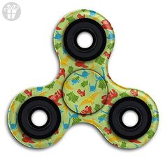 Gyroscope Home Disney Characters Easy To Take Spinner Fid. Cool Fidget Spinners, Cool Fidget Toys, Fidget Spinner Toy, Dinosaur Funny, Dinosaur Party, Fidgit Spinner, Adhd Fidgets, Nerf Games, Giving Up Smoking