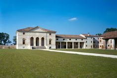 Villa Saraceno, Italy - one of our 50 for Free properties #charity historic buildings self catering social enterprise  http://www.landmarktrust.org.uk/news-and-events/50-for-free/
