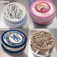 Ice cream cakes for all occasions