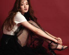 Meet Lee Sung-Kyung, South Korea's Answer to Gigi Hadid Lee Sung Kyung Photoshoot, Lee Sung Kyung Fashion, Korean Actresses, Korean Actors, Weighlifting Fairy Kim Bok Joo, Korean Model, Asian Beauty, Korean Fashion, Asian Girl
