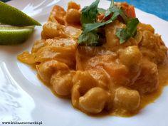 Hinduskie curry z dyni