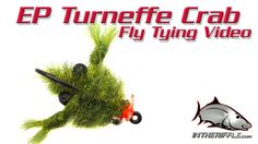 EP Turneffe Micro Crab Fly Tying Video Instructions - Enrico Puglisi Fly...
