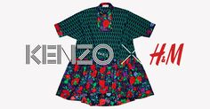Podkreśl swoją indywidualność dzięki odważnym, kolorowym ubraniom z kolekcji KENZO x H&M. #KENZOxHM