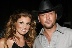 Country singers Tim McGraw and Faith Hill were married in 1996. The famous duo manages to keep their three daughters, Gracie, Maggie and Audrey, close by, and their love alive, by keeping a family rule not to spend more than three days apart from each other.