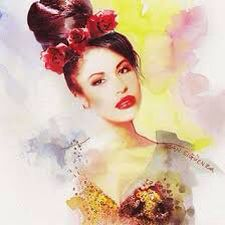 My fav Selena art of all time. I'd love this as a tattoo or print.