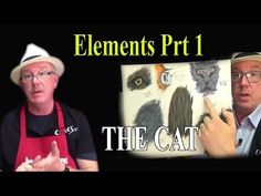 Beginners, Acrylic, Painting ,Tutorial- How to paint a Cat 2 - YouTube