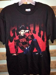 Garth Brooks On Tour T Shirt 1993 Adult M NWOT #GarthBrooks