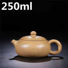 XI SHI Teapots 250ml Chinese Purple Clay Tea Pot Yixing Zisha Tea Pot Kung Fu Pot Porcelain Handmade Tea Pots Pottery Tea Set