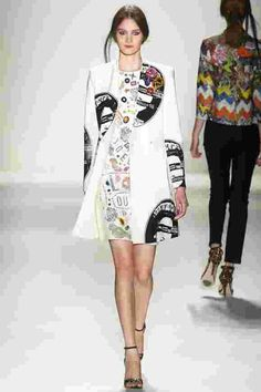 #Libertine Носимая легкость: 56 вариантов верхней одежды для весны