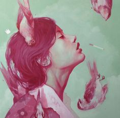 Pinturas dulces y surrealistas de Street Art Grupo Etam Cru - POP-PICTURE: Tu Mundo En Imágenes
