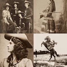 """labelleboheme:  femme fatale: wild as the west