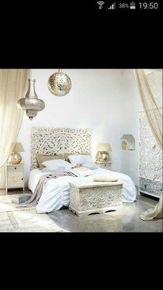 Slaapkamer wandpaneel