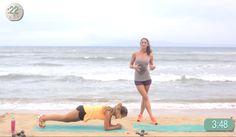 06.08.2014 - Tone It Up Beach Babe DVD 2 HIIT The Beach