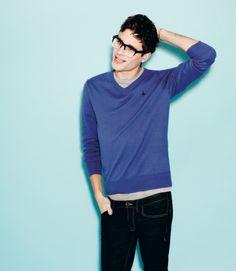 #JackWills Gorgeously Soft Bluebell Blue Aldeburgh Sweater #GREENSHOOTS