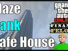 GTA 5 Online Finance And Felony DLC Maze Bank Tower Office Showcase so today im going to be showing off my new office or the safehouse its the most expensive in the game and its right in the middle of the city i like how theres so much to do only thing i wish is that it actually could have a proper garage so we could store cars in a private garage but ohwell we have a landing pad what more could we want<br /><br />Please Hit The Like Button<br />And Subscribe So You Can Keep Up To Date<br…
