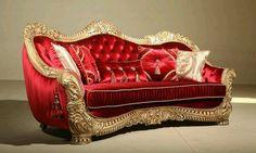 new home furniture Classic Furniture, Luxury Furniture, Furniture Decor, Furniture Design, Victorian Furniture, Vintage Furniture, Interior Desing, Luxury Sofa, Furniture Upholstery