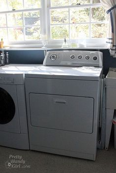 According to The Consumer Product Safety Commission, annually there are 15,500 Dryer Fires. Clean 'em out! Here's how.