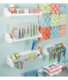 Get organized with the IRIS Hobby Hanger™ Collection - the ultimate solution for organizing your craft room! Craft hooks can be used to hang project sheets, embellishment packages, craft scissors, and