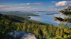 Summers in Finland are pretty unspectacular.   38 Reasons You Should Never Visit Finland