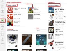 Google+ - Plussan puolella: Google+ Yhteisöt: Luo oma ryhmä tai liity!