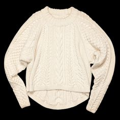 The Row wool and cashmere blouson sweater - GORGEOUS!!!
