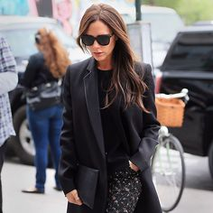 Victoria Beckham on family, fashion and shopping: 'I dash around M&S in my flat shoes'. www.redonline.co.uk