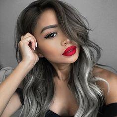 21 Balayage Hairstyles For Black Hair Balayage Hair, Amazing Women, Black Hair, 21st, Woman Hairstyles, Long Hair Styles, Beauty, Pictures, Hair Black Hair
